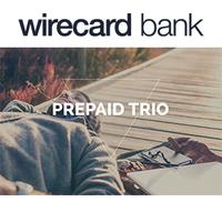 Wirecard Bank - Prepaid Trio ohne Schufa