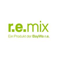 r.e.mix - ein Produkt der BayWa r.e.
