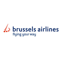 Brussels airlines official logo