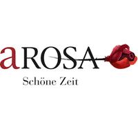 A rosa logo neu