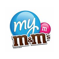 My m m logo