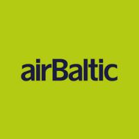 Airbaltic logo fly fliegen fluggesellschaft