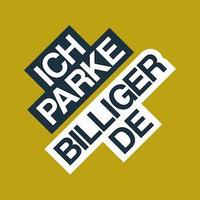 Ichparkebilliger de logo