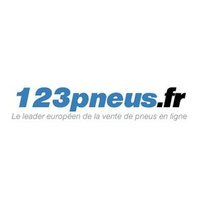 123 pneus logo