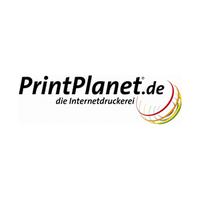 Print planet logo