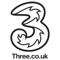 Three co uk logo communication mobile phone network