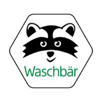 Waschbaer logo neu