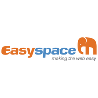 Easyspace logo web internet hosting domain