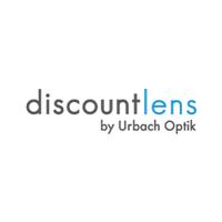 Discount lens logo