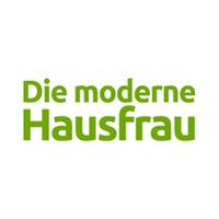 Moderne hausfrau logo