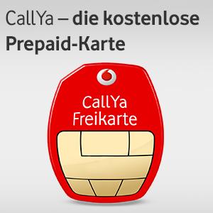 Callya Karte.Vodafone Callya Bis Zu 10 Prämie Für S Freunde Werben Oder Cashback